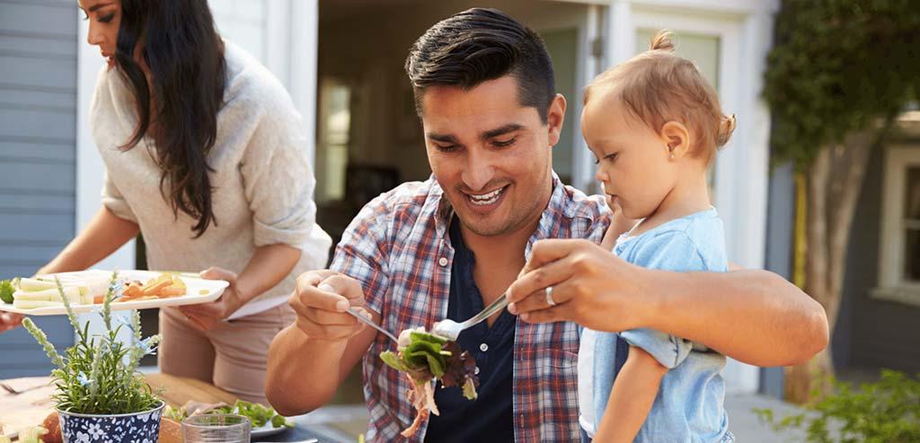 Comer con plena conciencia o mindful eating para toda la familia